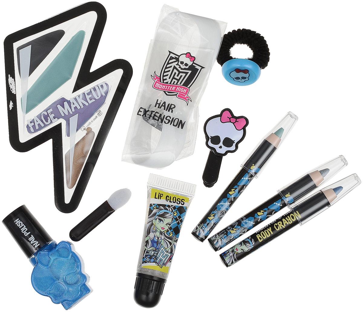 Markwins Игровой набор детской декоративной косметики Monster High Frankie набор детской декоративной косметики markwins monster high iphone 5