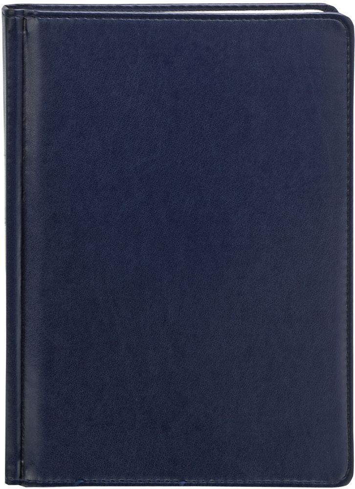 Index Ежедневник Avanti недатированный 336 листов цвет синий формат А5 ежедневник недатированный index spectrum ф а5 кожзам лин ляссе 256с бирюзовый idn121 a5 tq