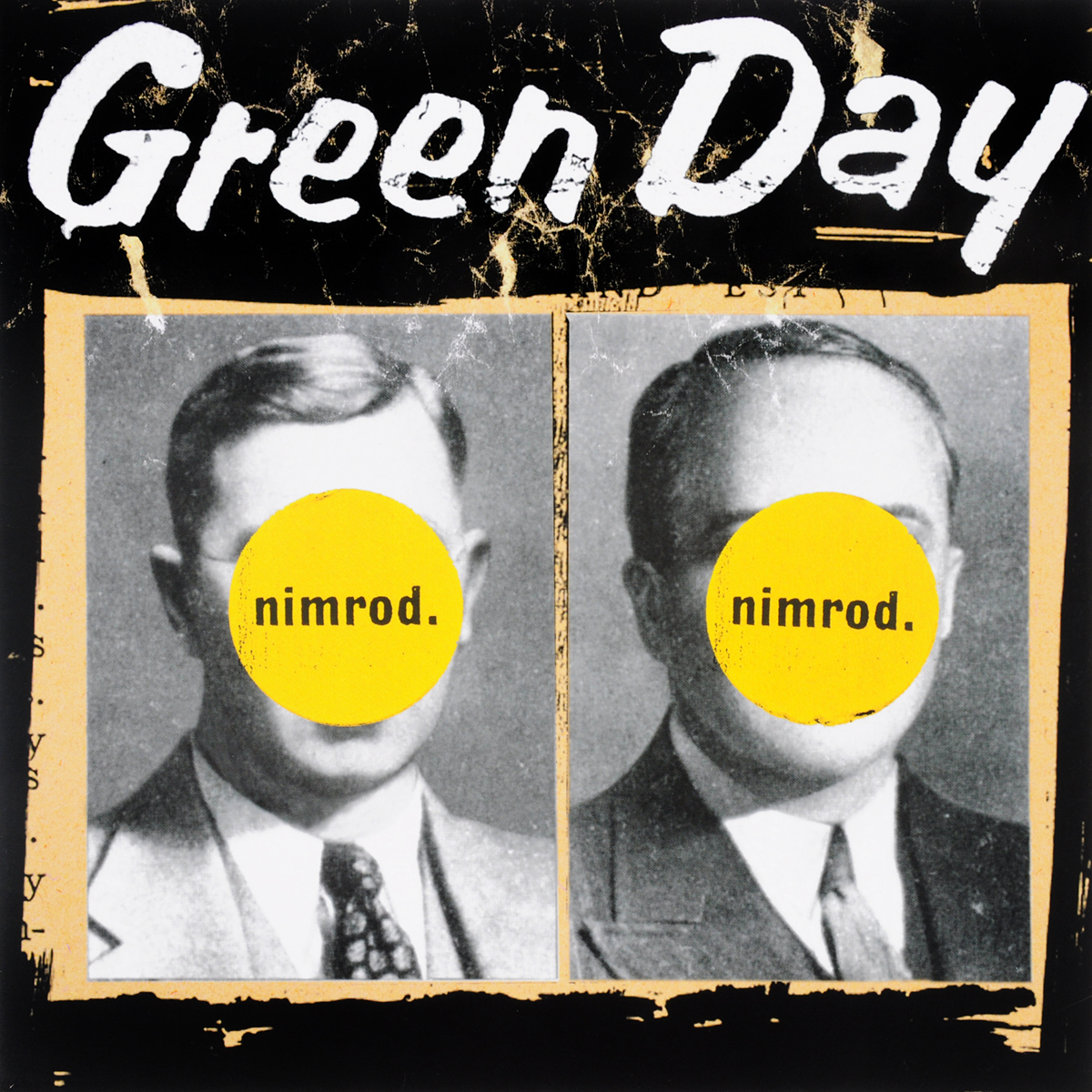 Green Day Green Day. Nimrod (20Th Anniversary) (LP) green day green day on the radio 2 lp