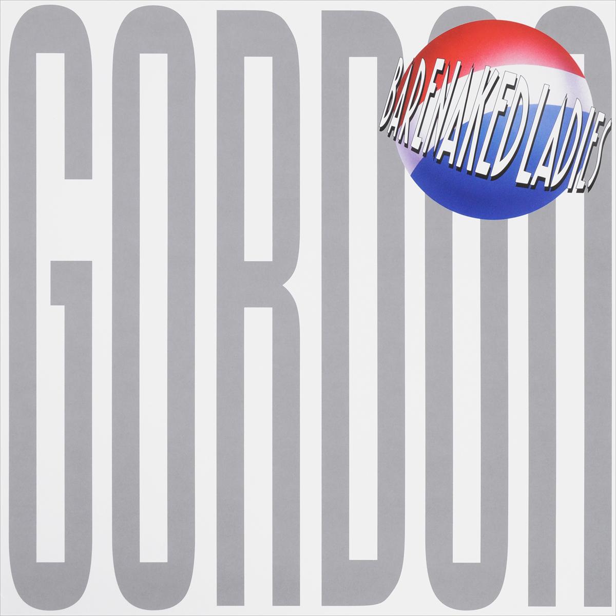 Barenaked Ladies Barenaked Ladies. Gordon (25Th Anniversary) (2 LP) portrait drawing 25th anniversary