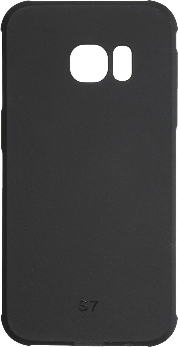 Red Line Extreme чехол для Samsung Galaxy S7, Black аксессуар чехол для samsung galaxy j2 2018 red line extreme black