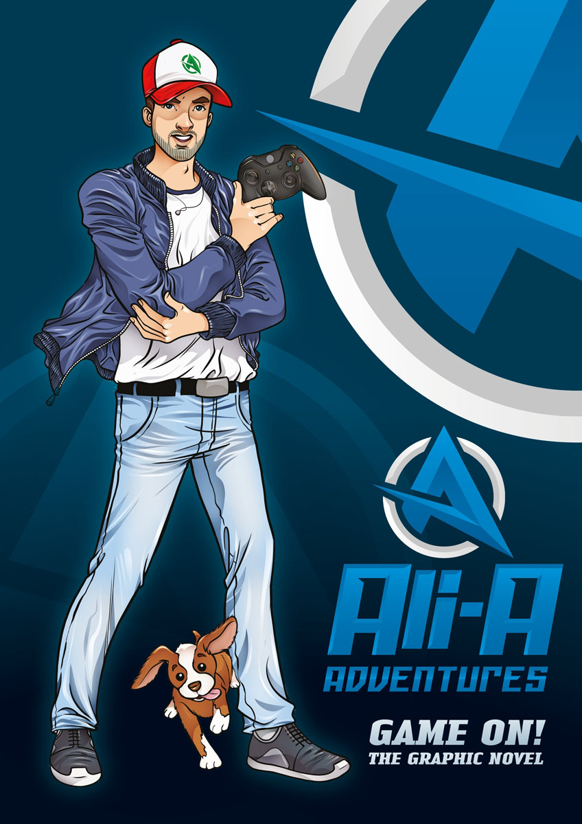 Ali-A Adventures - Game On!