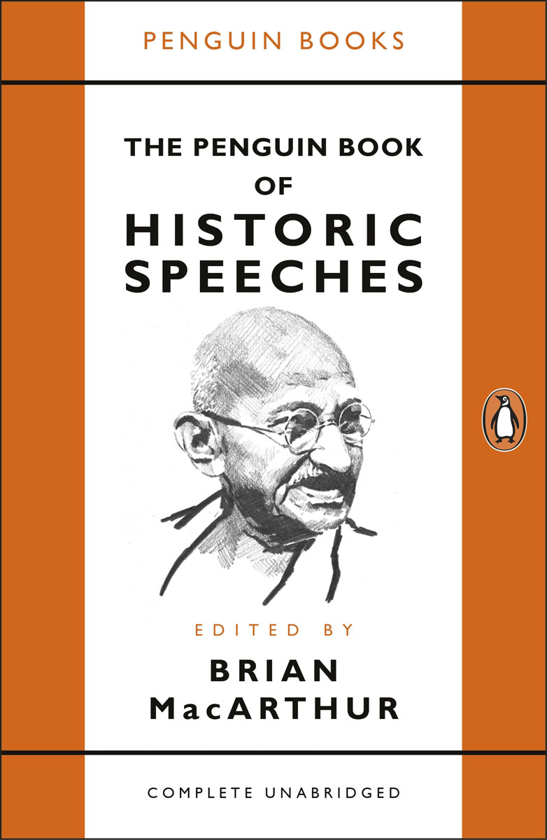 лучшая цена The Penguin Book of Historic Speeches