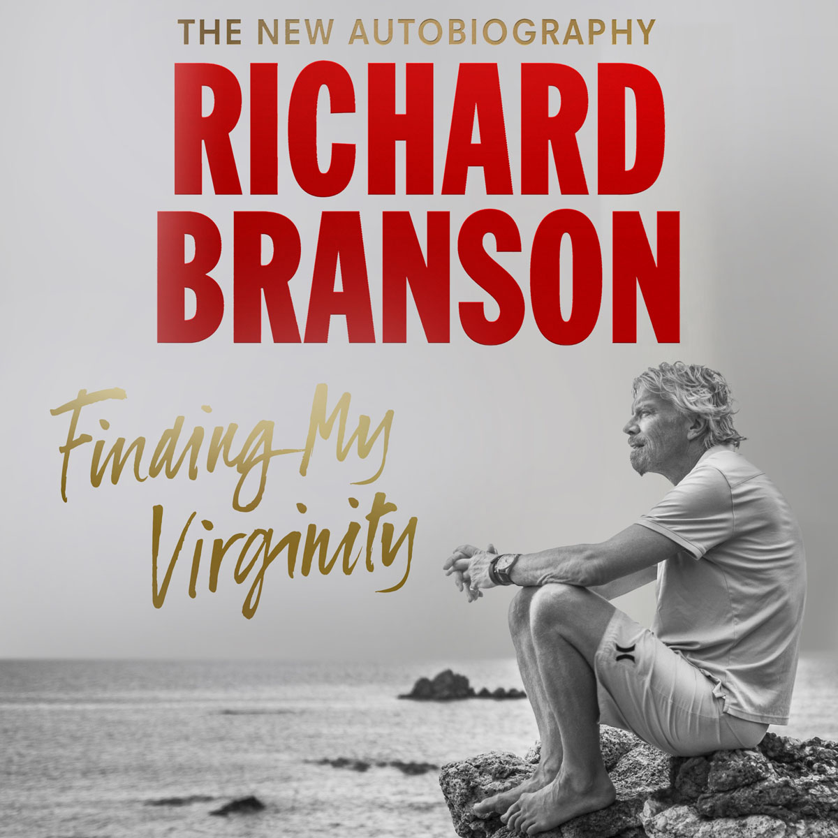 Finding My Virginity. The New Autobiography (CD Audiobook)