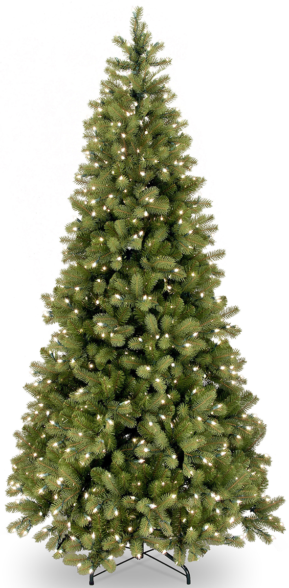 Ель искусственная National Tree Company Poly Bayberry, напольная, с LED гирляндой, высота 1,83 м. 31HPEBYS60L ель искусственная national tree company poly asbury высота 183 см 31hpeas60