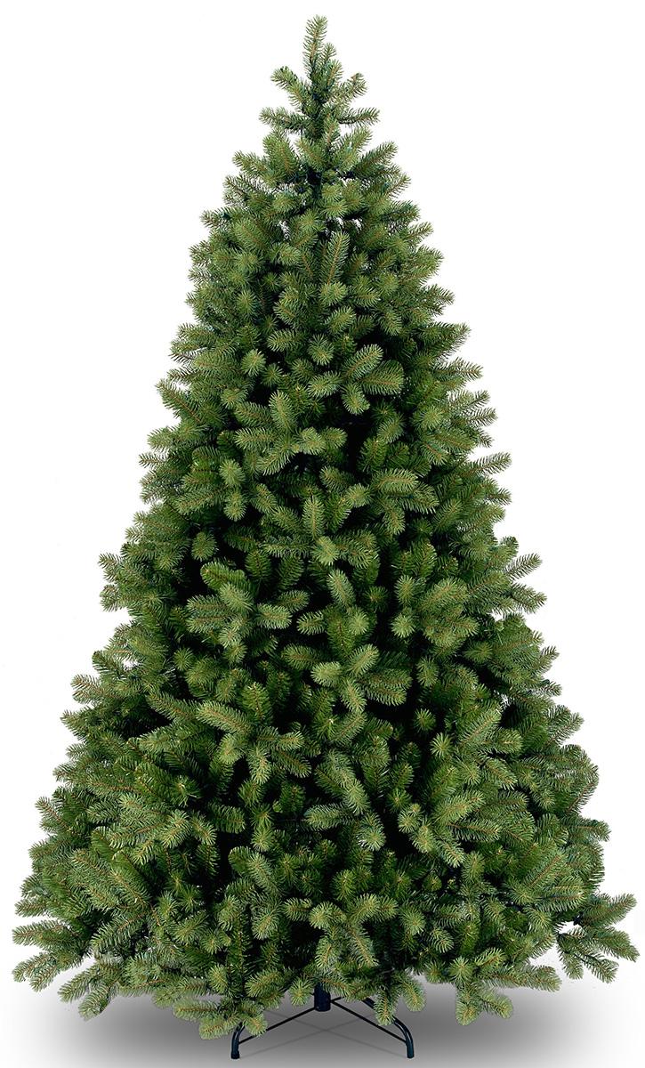 Ель искусственная National Tree Company Poly Bayberry Spruce Hook, напольная, высота 183 см ель искусственная national tree company poly asbury высота 183 см 31hpeas60