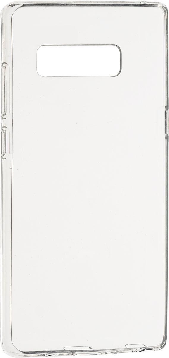 Red Line iBox Crystal чехол для Samsung Galaxy Note 8, Clear чехол для сотового телефона samsung galaxy note 8 clear cover violet ef qn950cvegru