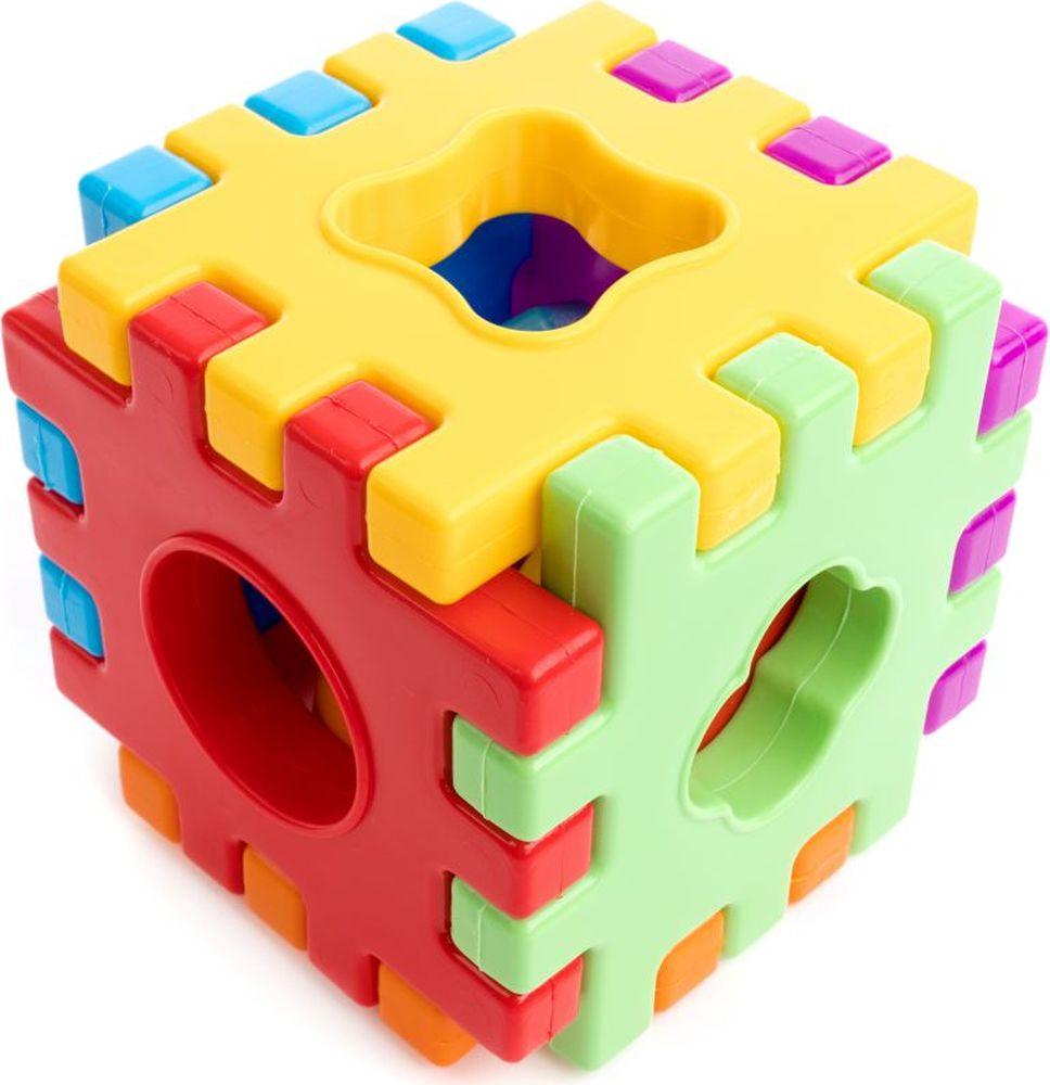 Котики Вперед Развивающая игрушка Волшебный куб