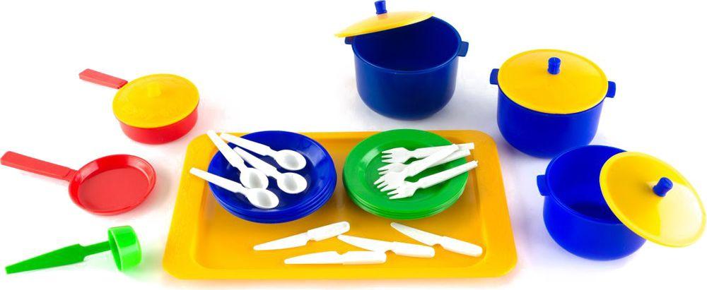 Пластмастер Игровой набор для кукол Хозяюшка