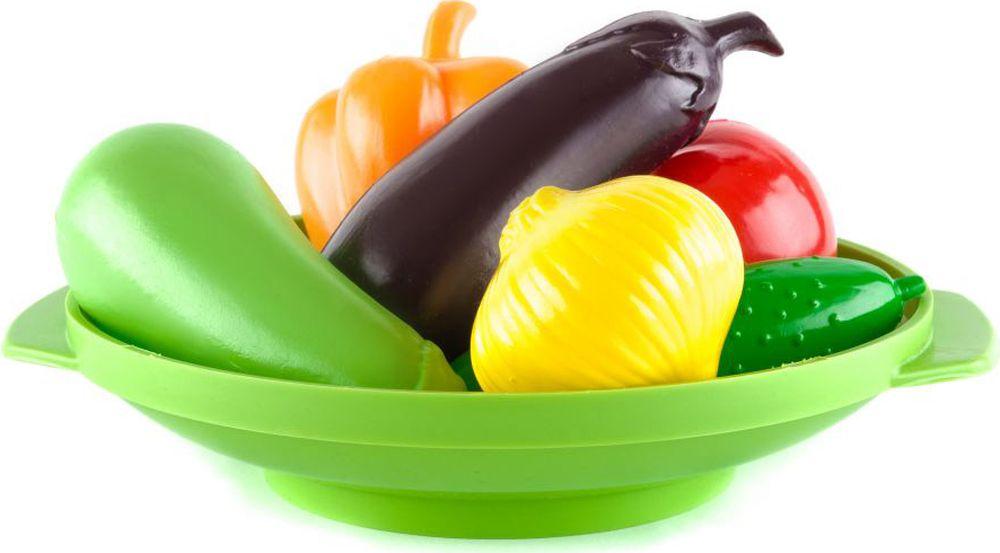 Пластмастер Игровой набор Овощное ассорти игрушка пластмастер набор овощное ассорти разноцветный