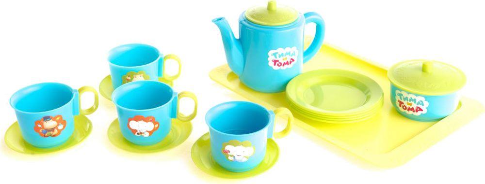 Тима и Тома Посуда для кукол В гостях у Томы тима и тома посуда для кукол в гостях у томы