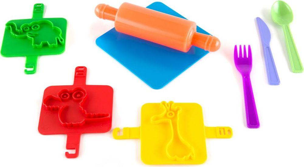 Пластмастер Игровой набор Пекарь №1