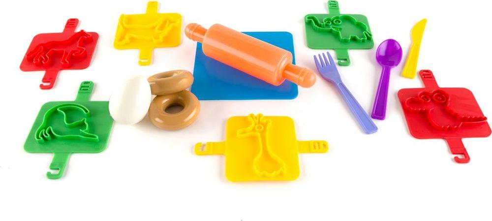 Пластмастер Игровой набор Пекарь №2