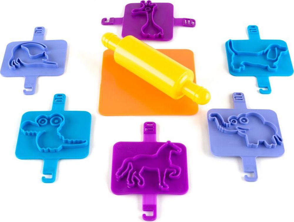 Пластмастер Игровой набор Кондитер набор формочек borner цветок 6 предметов