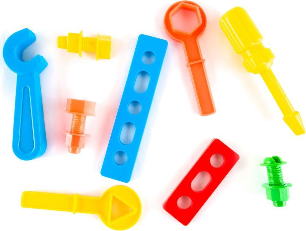 Фото - Пластмастер Игровой набор Инструменты №1 цвет мультиколор пластмастер игровой набор витаминчик цвет оранжевый сиреневый