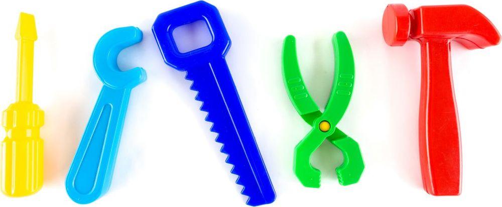 Пластмастер Игровой набор Маленький умелец наборы игрушечных инструментов пластмастер игровой набор пластмастер набор инструментов плотник