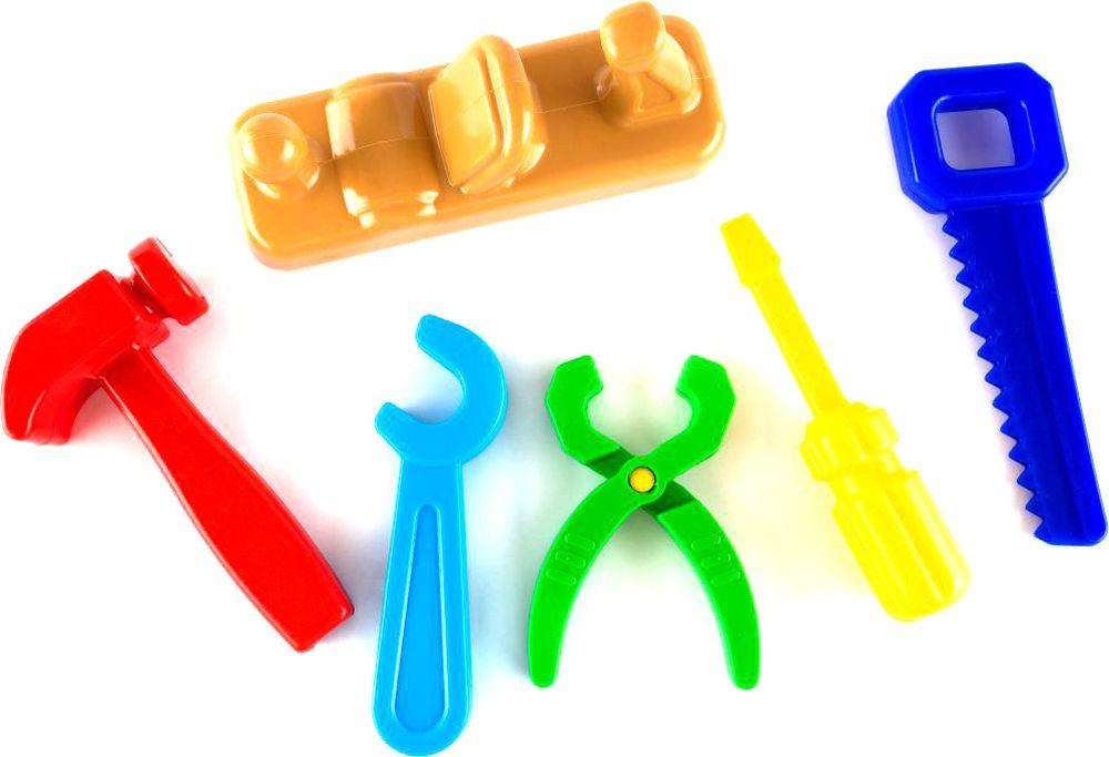 Пластмастер Игровой набор Мастерская