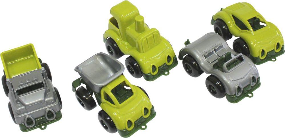 Пластмастер Набор машинок Малютка военный игра пластмастер ланч 21029