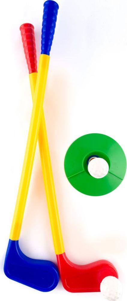 Пластмастер Игровой набор Гольф