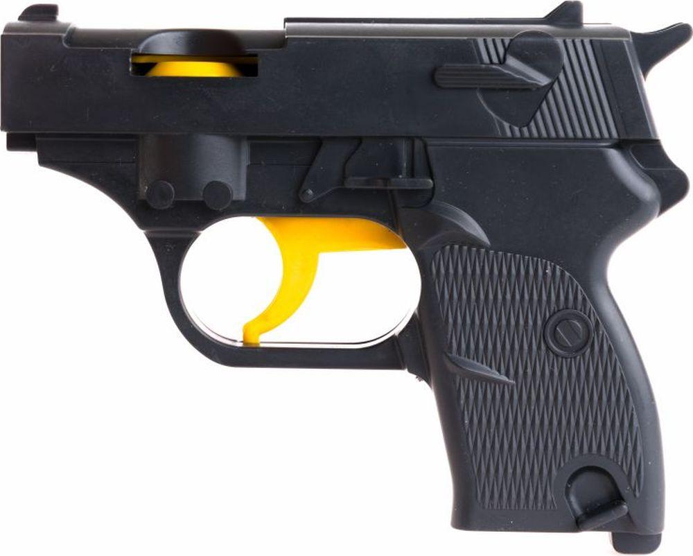 Пластмастер Пистолет с дисками цена