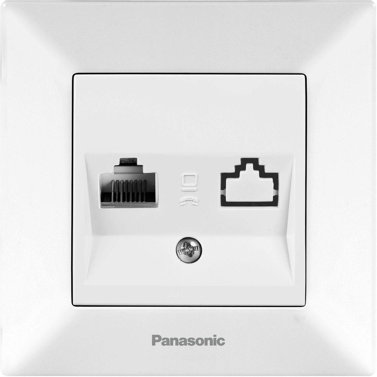 Розетка компьютерная Panasonic