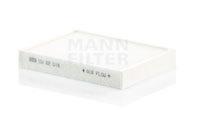 Фильтр салона Mann-Filter CU22016 filter