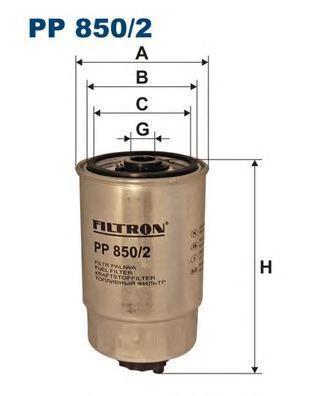 Топливный фильтр Filtron PP8502 все цены