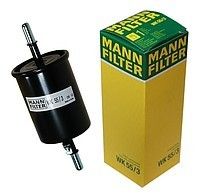 Топливный фильтр Mann-Filter WK553 фильтр boneco allergy filter a401