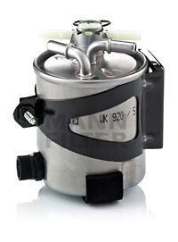 Фильтр топливный Mann-Filter, для Renault Megane II топливные добавки