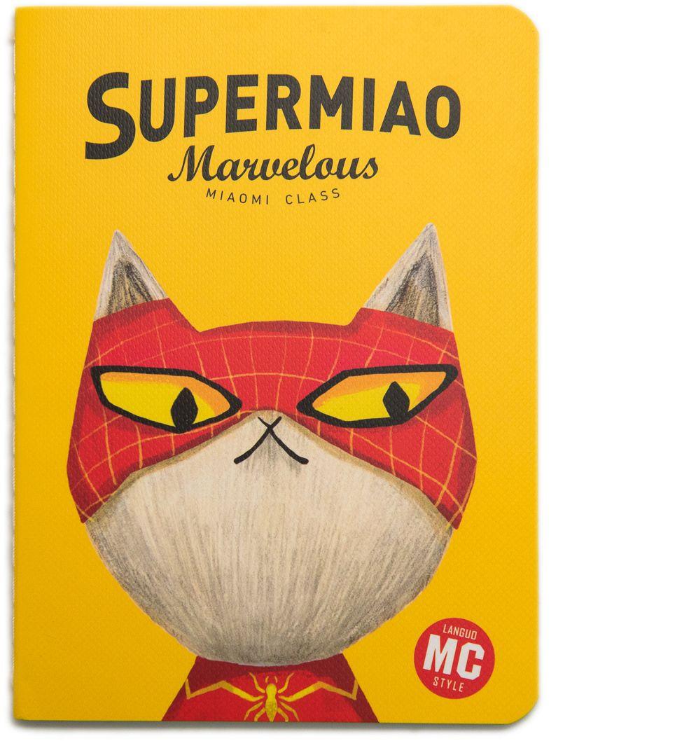 Еж-стайл Блокнот Supermiao 2 SpiderMan в линейку 24 листа еж стайл тетрадь deep in the meadow гусь 38 листов в линейку