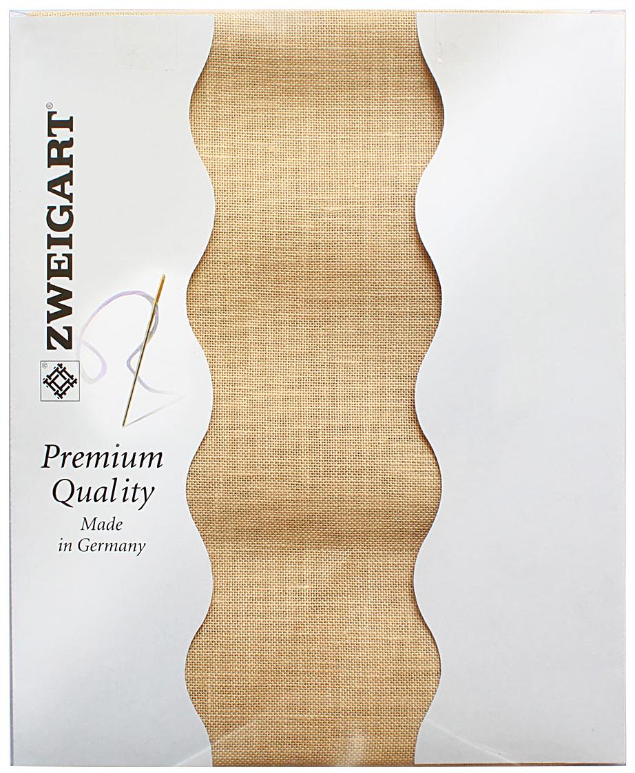 Канва для вышивания Zweigart Belfast 32, цвет: светлый мокко, 50 х 70 см. 3609/309426444Канва для вышивания Zweigart Belfast 32 изготовлена из 100% льна. Льняная канва Belfast популярна у многих рукодельниц. Обычно на такой канве вышивают двумя нитями мулине через две нити канвы. При этом размер крестика будет соответствовать размеру крестика на канве Aida 16. Счетную ткань Zweigart Belfast из натурального льна отличает тонкость полотна, его высокая прочность и характерный приглушенный блеск. Вид канвы: Belfast 32ct. Количество нитей на 10 см: 126. Рекомендуем!