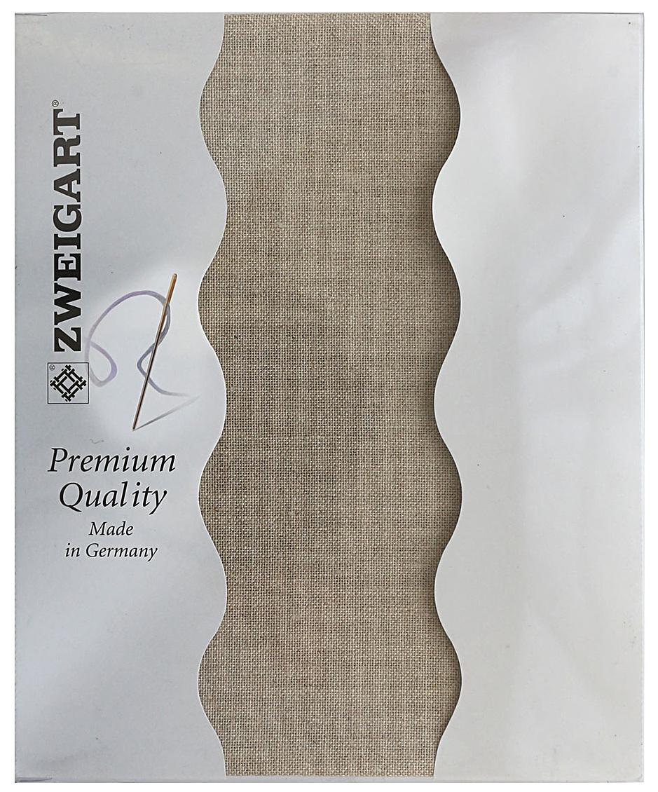 Канва для вышивания Zweigart Belfast 32, цвет: серо-бежевый, 50 х 70 см. 3609/53 костюмы premont костюм