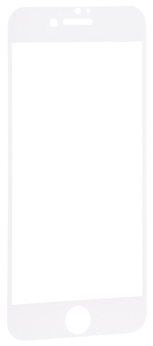 Interstep защитное стекло с рамкой 2.5D для Apple iPhone 7, White