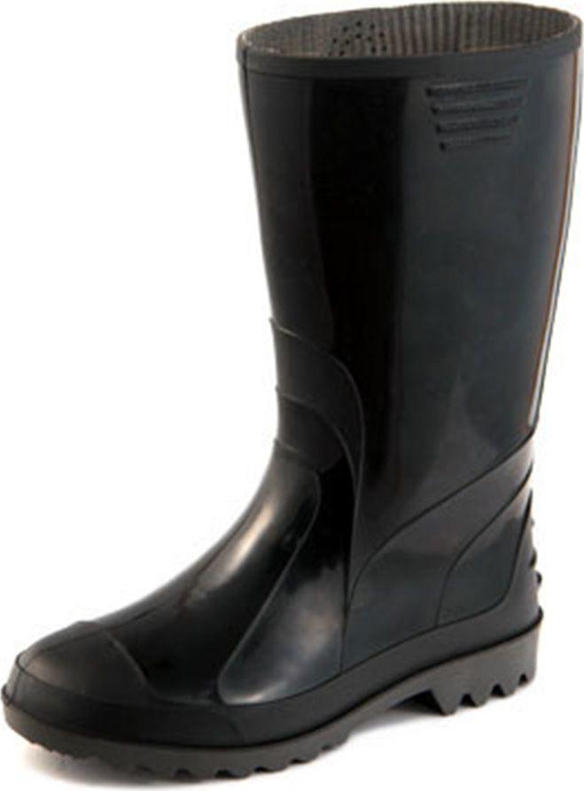 Сапоги рабочие мужские Дюна, цвет: черный. 170-901. Размер 44170-901-44Мужские сапоги Дюна из материала ПВХ изготовлены по технологии двухкомпонентного литья. Модель обладает высокой эластичностью даже при минусовой температуре, защищает от промокания. Отличная обувь с широким спектром применения.