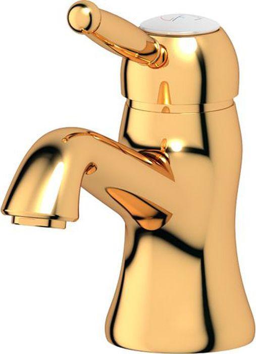 """Смеситель для раковины Ponsi """"Stilmar"""", цвет: золотистый. PON 251/M...AU"""