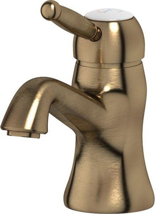 """Смеситель для раковины Ponsi """"Stilmar"""", цвет: античная бронза. PON 251/M...BA"""