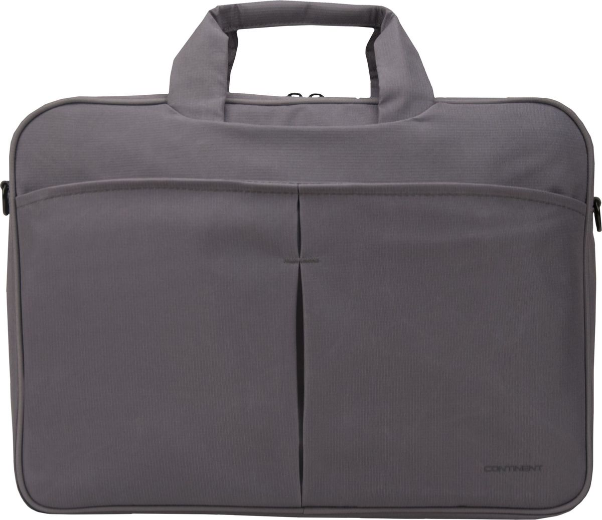 "Continent CC-012, Grey сумка для ноутбука 15,6"""