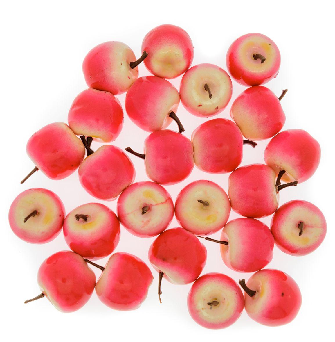 Счетный материал АНДАНТЕ Яблочки, 24 элемента