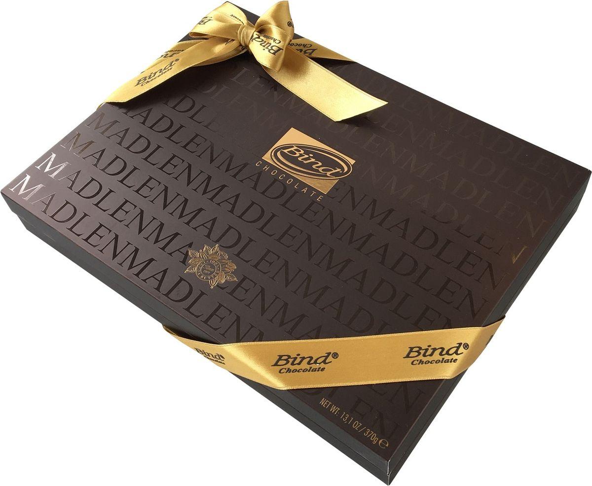 Bind Мадлен-браун набор шоколада, 370 г grafalex e bind 30