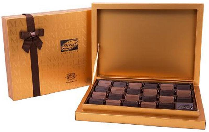 Фото - Bind Мадлен-голд набор шоколада, 370 г мадлен набор конфет всего наилучшего 250 г