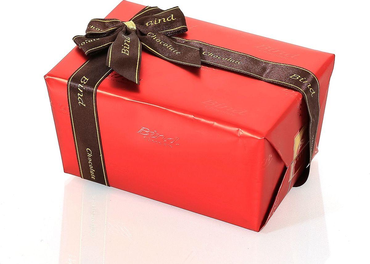Bind набор шоколадных конфет красный, 110 г tomer набор шоколадных конфет tomer ассорти лесной орех 250г
