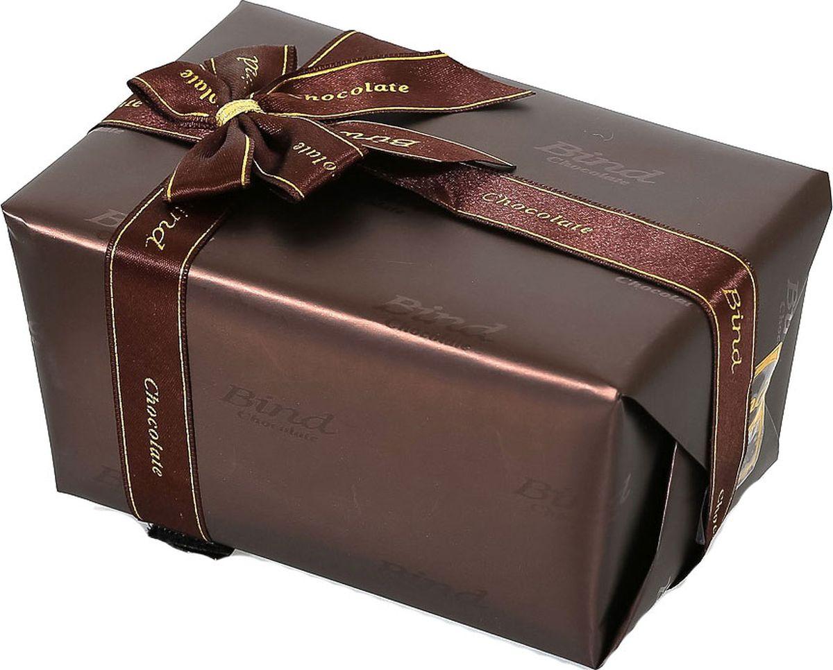 Bind набор шоколадных конфет коричневый, 110 г tomer набор шоколадных конфет tomer ассорти лесной орех 250г