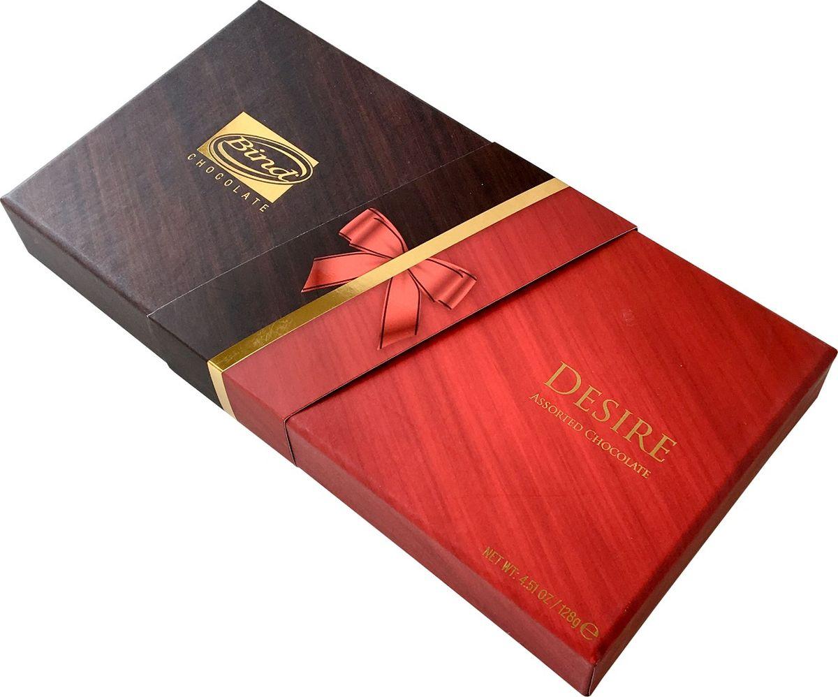 Фото - Bind Коробка желаний набор шоколадных конфет, 128 г мадлен набор конфет всего наилучшего 250 г