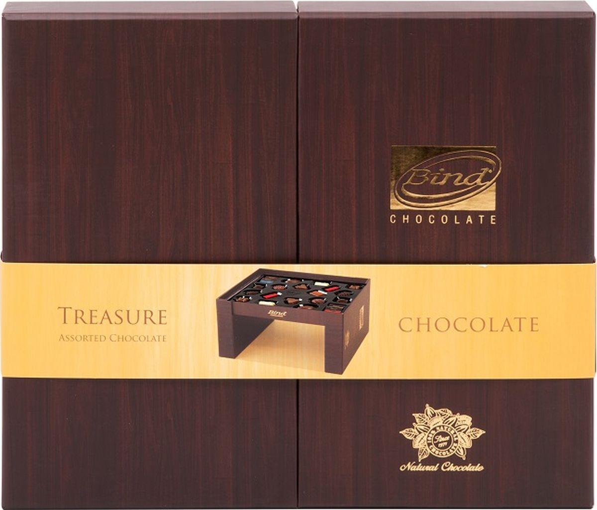 Bind Сокровище набор шоколадных конфет, 320 г grafalex e bind 30