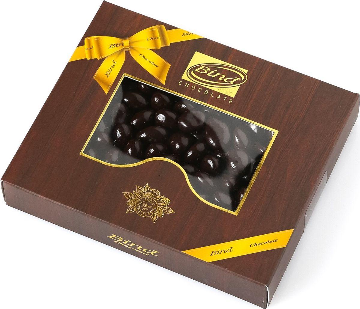 Bind изюм покрытый темным шоколадом драже, 100 г skittles фрукты драже в сахарной глазури 12 пачек по 38 г