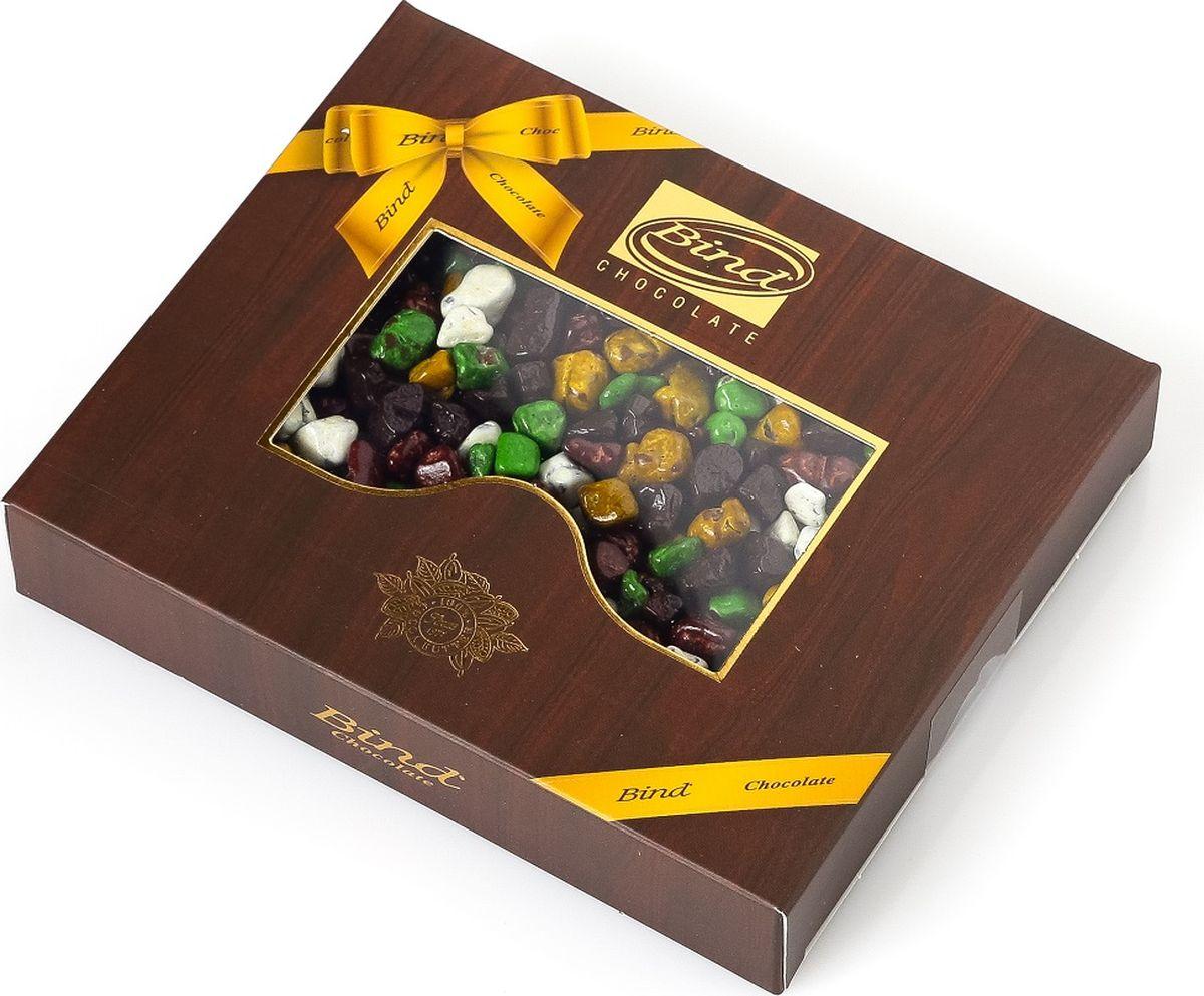 Bind гравий шоколадное драже, 100 г валериана п 50 драже