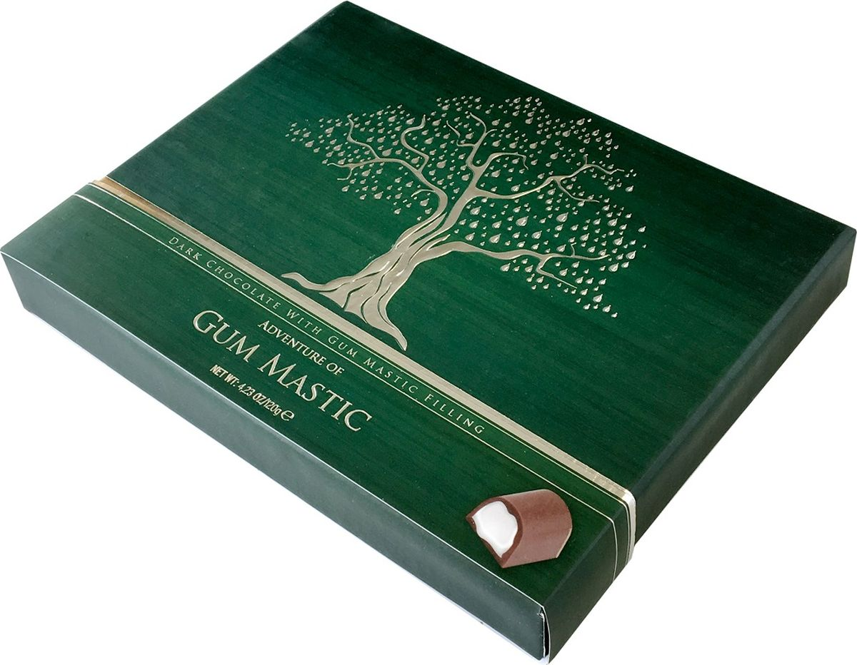 купить Bind Фреш набор шоколадных конфет из темного шоколада с мастикой, 120 г по цене 517 рублей