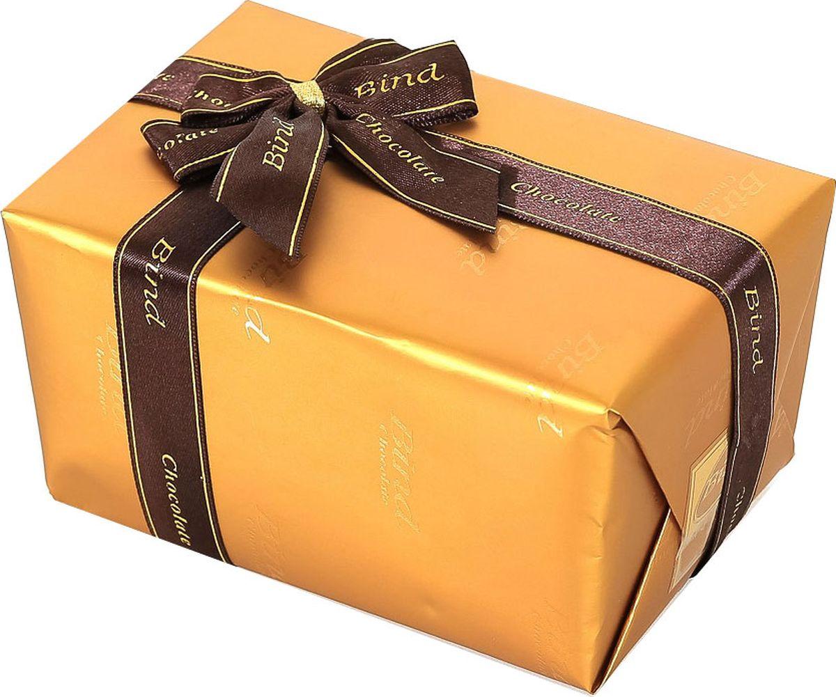 Bind набор шоколадных конфет золото, 110 г tomer набор шоколадных конфет tomer ассорти лесной орех 250г