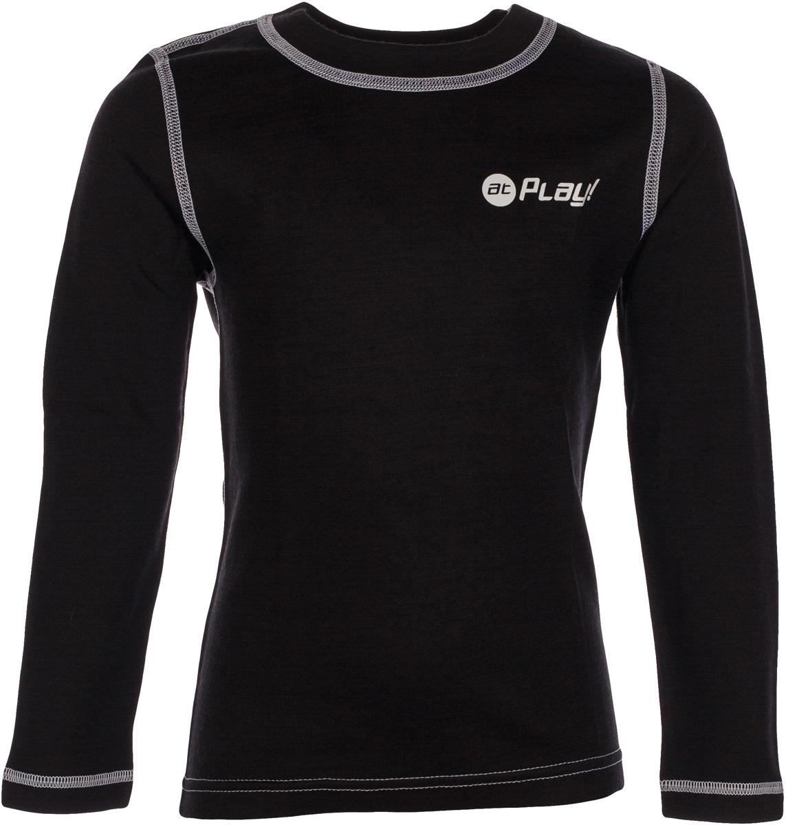 Термобелье кофта atPlay! термобелье кофта мужская accapi цвет черный t301 999 размер l 48 50