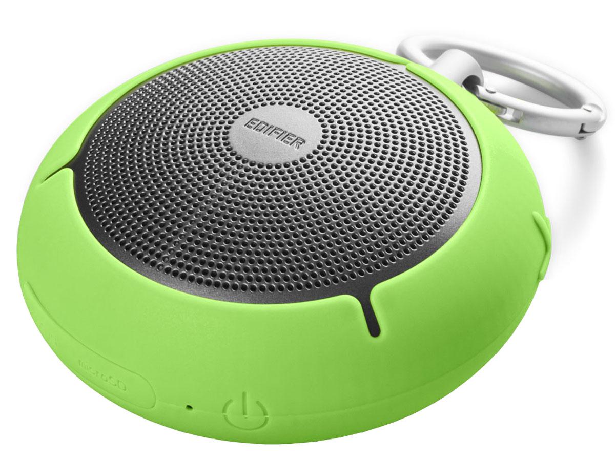 Edifier MP100, Green портативная акустическая система цены онлайн